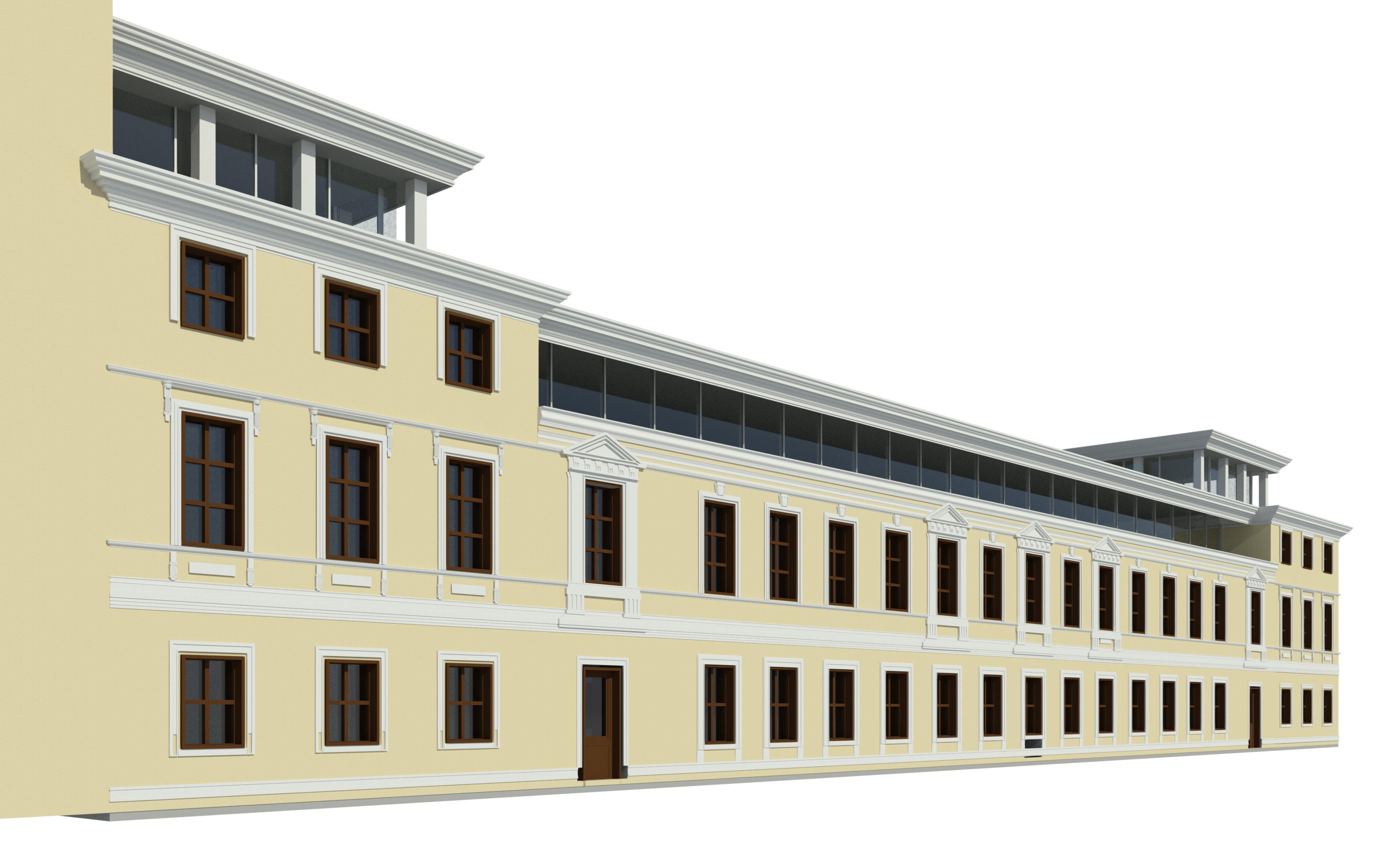 Концепция достройки фасада исторического здания фото f_5215c0a1cc9c042f.jpg