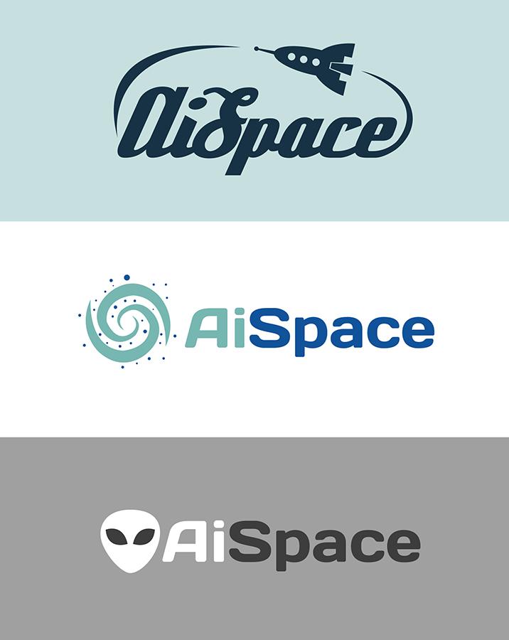 Разработать логотип и фирменный стиль для компании AiSpace фото f_44151ac8bf89d0ba.jpg