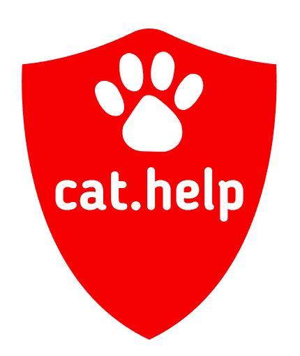 логотип для сайта и группы вк - cat.help фото f_55859dce6f6a8c28.jpg