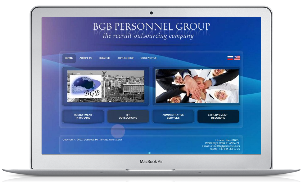BGB Personnel Group company