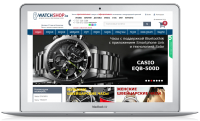 Интернет магазин Watch Shop