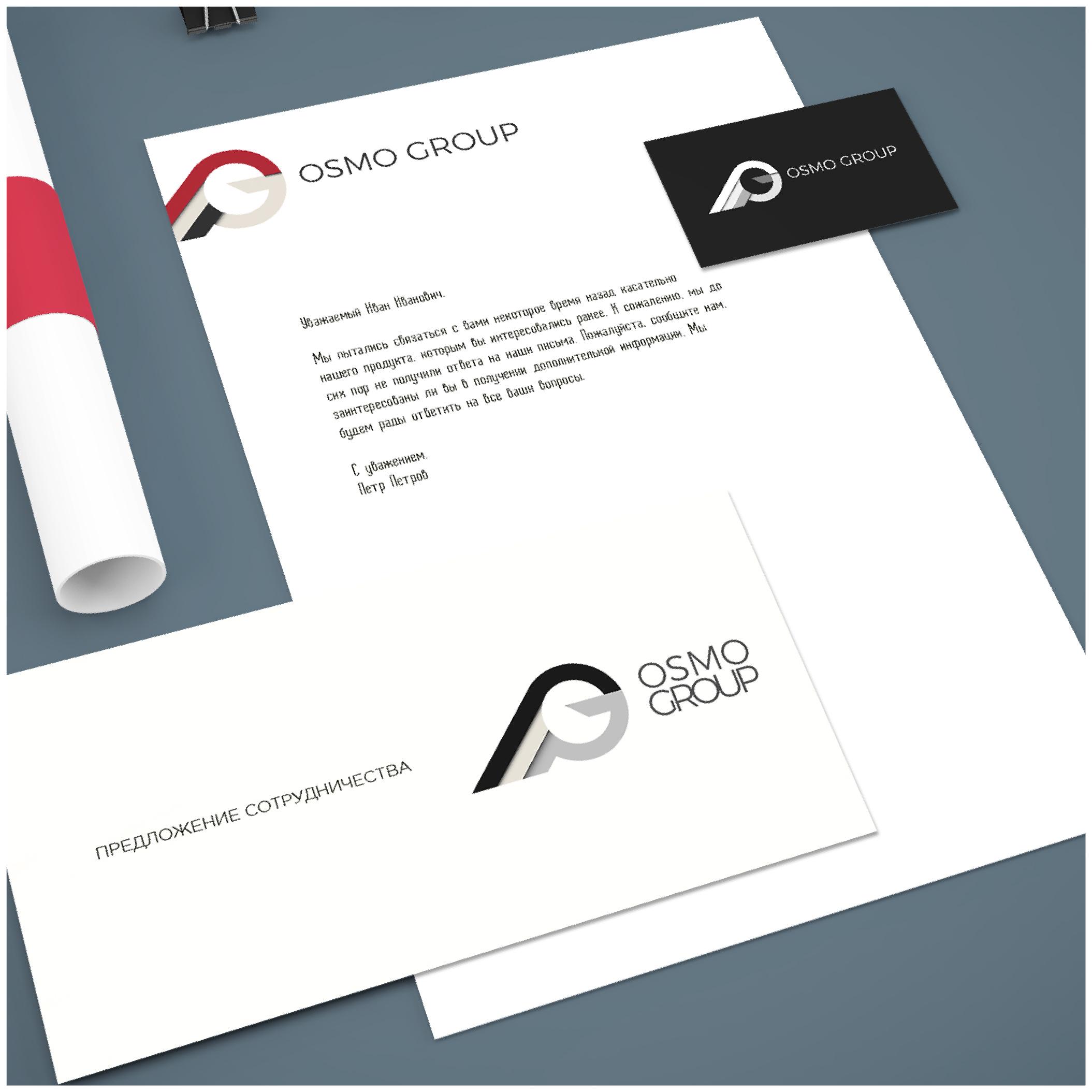 Создание логотипа для строительной компании OSMO group  фото f_51959b5a8c7c20ae.jpg