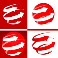 моделирование логотипа в 3D