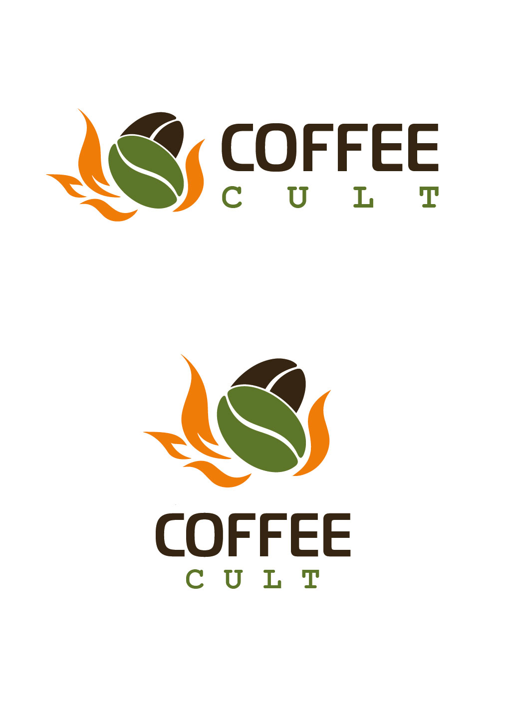 Логотип и фирменный стиль для компании COFFEE CULT фото f_0975bc22fbe125cf.jpg