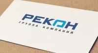 """Логотип """"РЕКОН"""" группа компаний"""