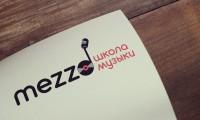Логотип Mezzo Школа музыки