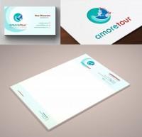 Логотип, Визитка, Буклет для туристической фирмы