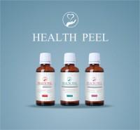 "Серия этикеток пиннинга ""Health Peel"""