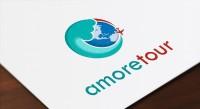 "Логотип тут-фирмы ""Amoretour"""
