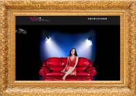 Дизайн сайта для вебкам студии