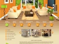 Эксклюзивный дизайн для вашего сайта