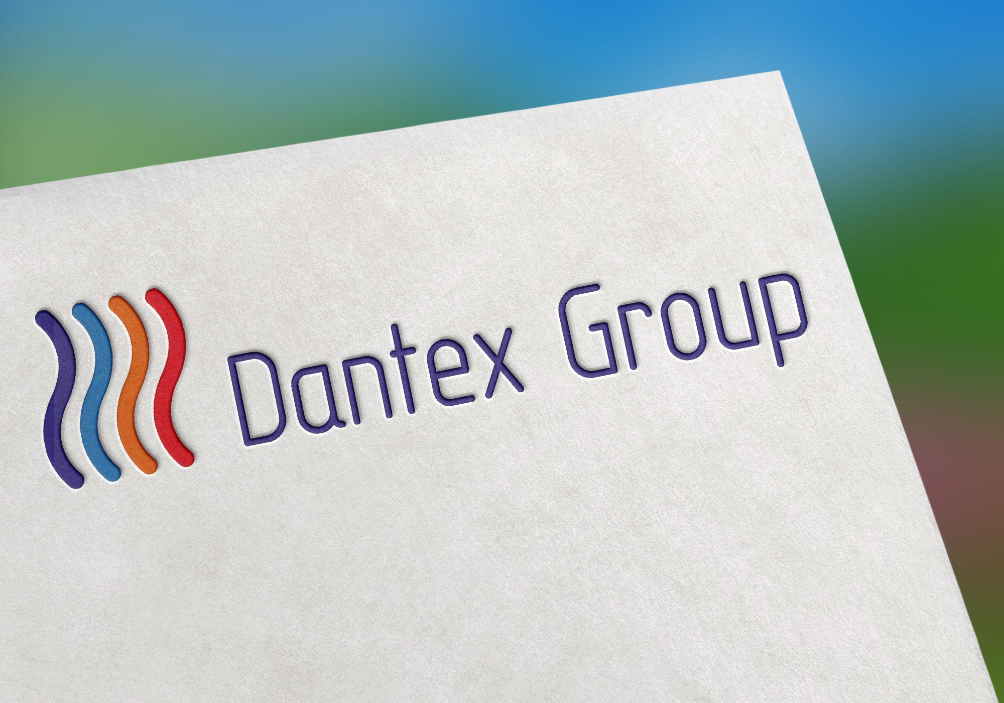 Конкурс на разработку логотипа для компании Dantex Group  фото f_8495c100828d8120.jpg