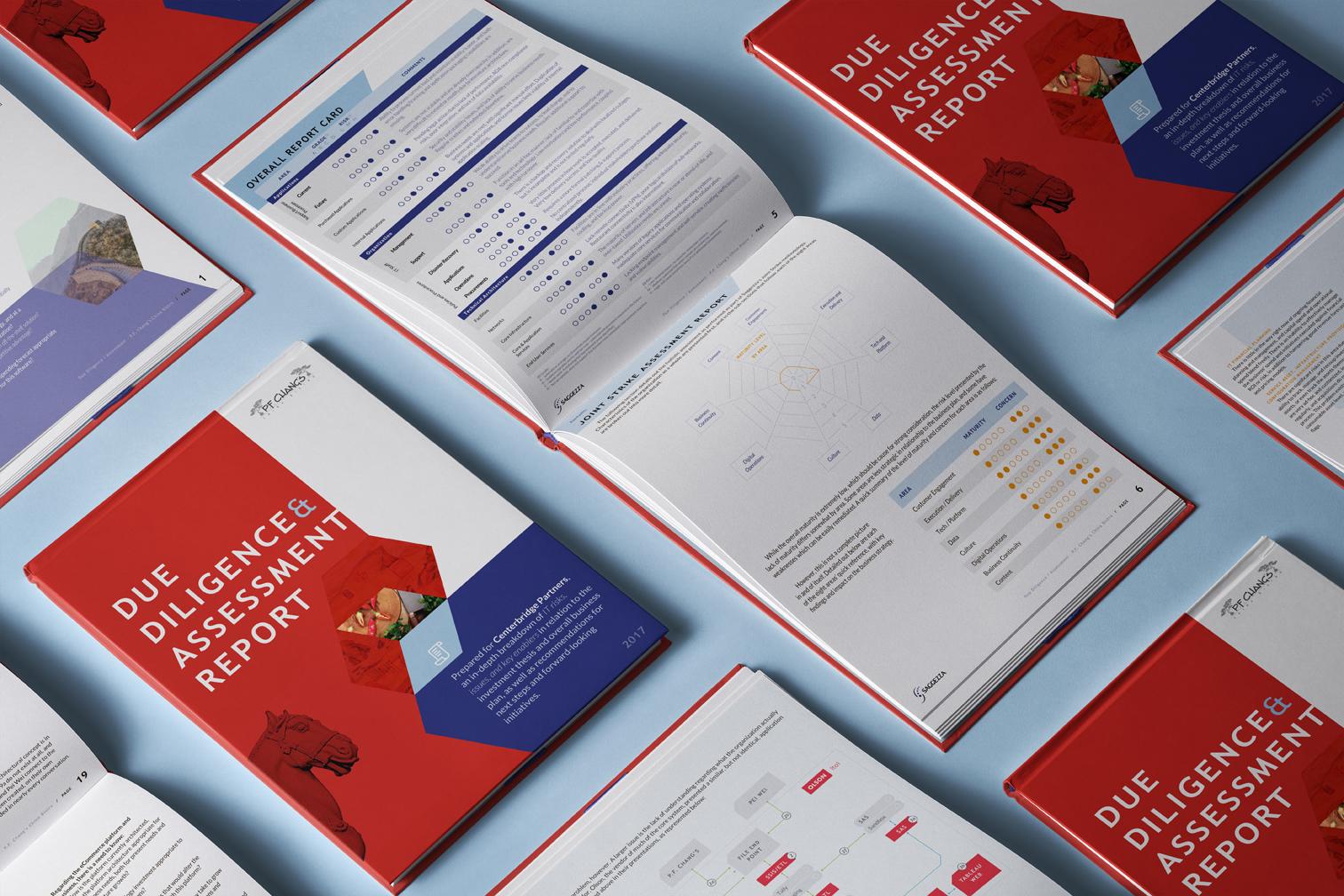 Очень информативный годовой отчет с кучей инфографики.