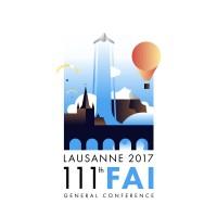 Да, это не иконка, но очень мы гордимся этим логотипом! Разработали для аэрокосмической конференции в Швейцарии.