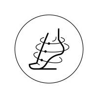 Большой набор бейджей свойств брендов компании Chal-Tec — 6-Level-AntiShock Protection.