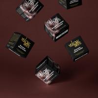 Мы сделали для Британского бренда — Логотип + фирменный стиль + дизайн этикетки и упаковки