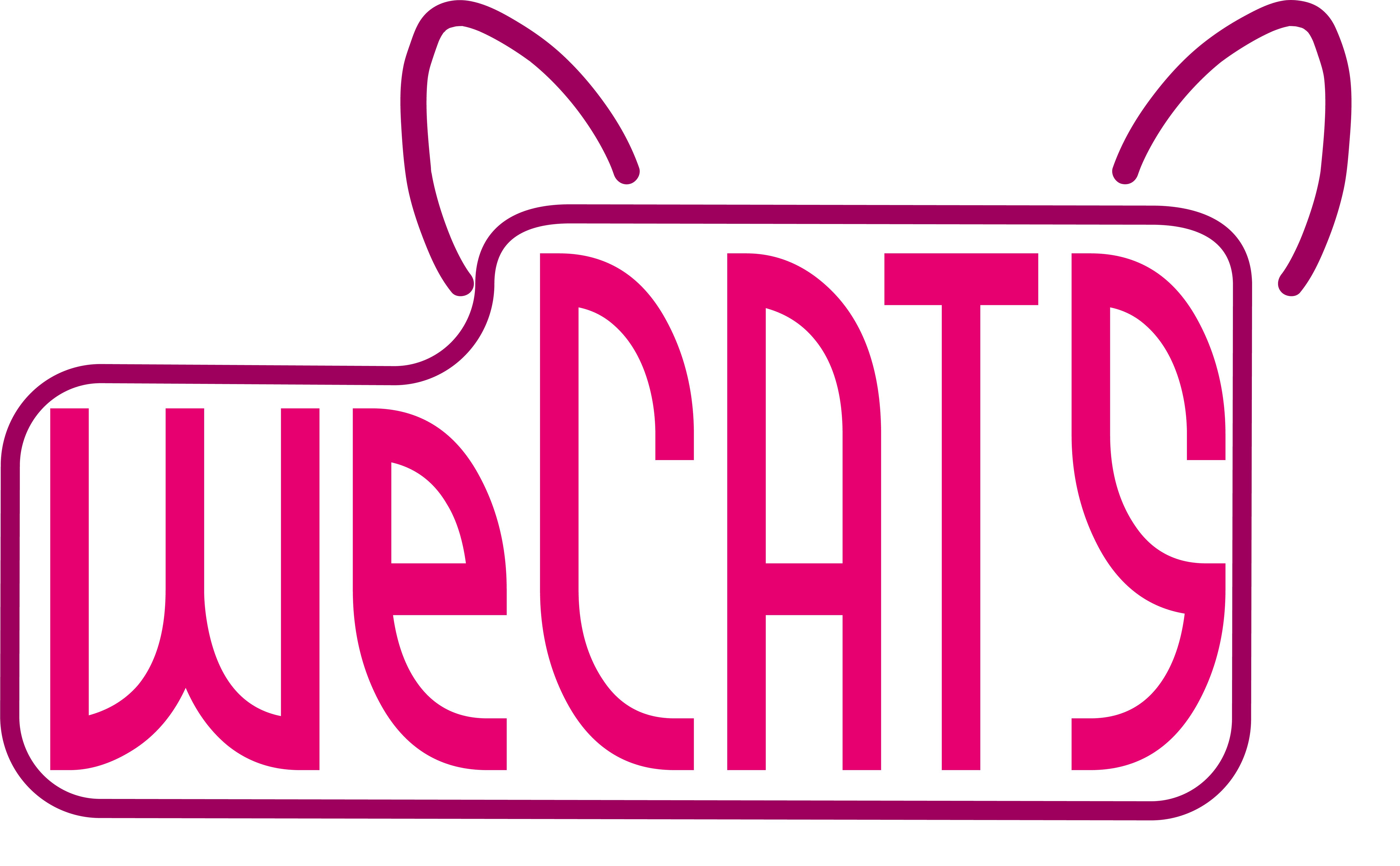 Создание логотипа WeCats фото f_1095f185ad054280.png