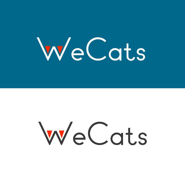 Создание логотипа WeCats фото f_2465f1921f69046f.png
