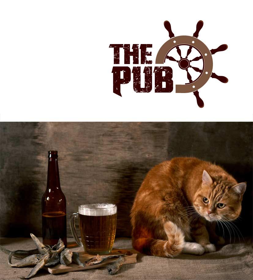 "Разработка логотипа торговой марки ""THEPUB"" фото f_1615204eb9bbdce4.jpg"