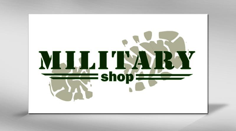 Миллитари шоп