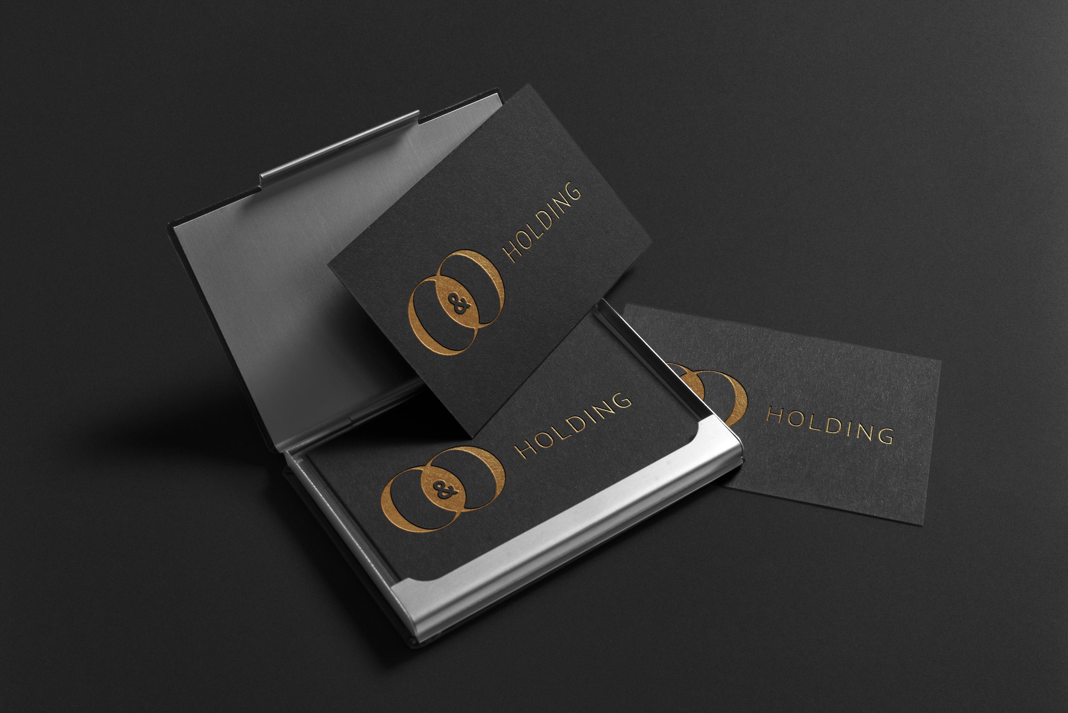 """Разработка Логотипа +  Фирменного знака для компании """"O & O HOLDING"""" фото f_3335c7d7e0f2737a.jpg"""