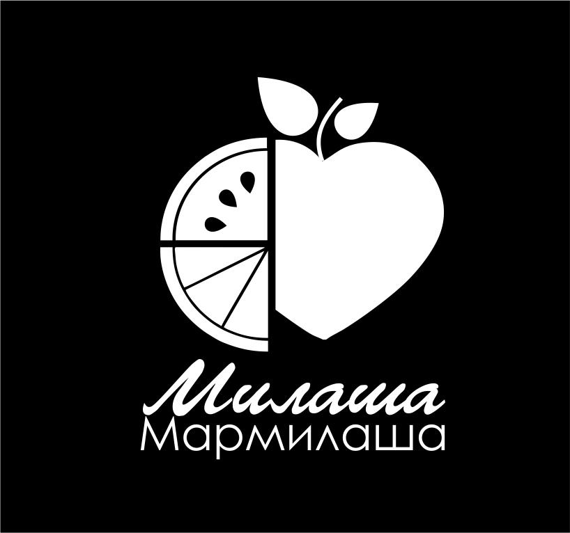 """Логотип для товарного знака """"Милаша-Мармилаша"""" фото f_03458832f7c20fd5.jpg"""