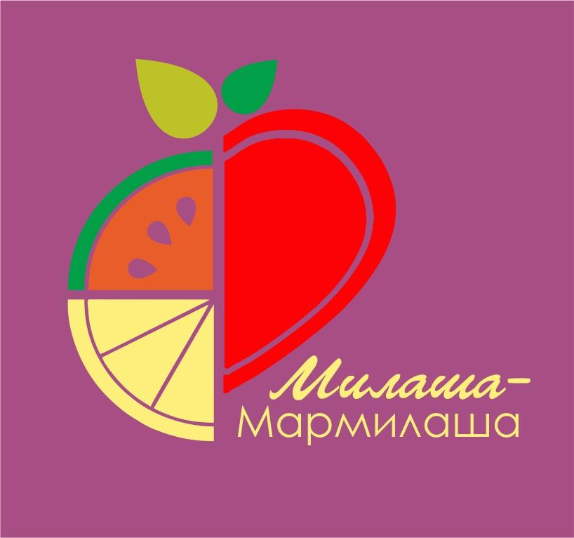 """Логотип для товарного знака """"Милаша-Мармилаша"""" фото f_50358832f6b9034d.jpg"""