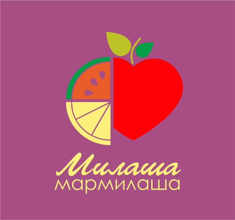 """Логотип для товарного знака """"Милаша-Мармилаша"""" фото f_88258832f739fb68.jpg"""