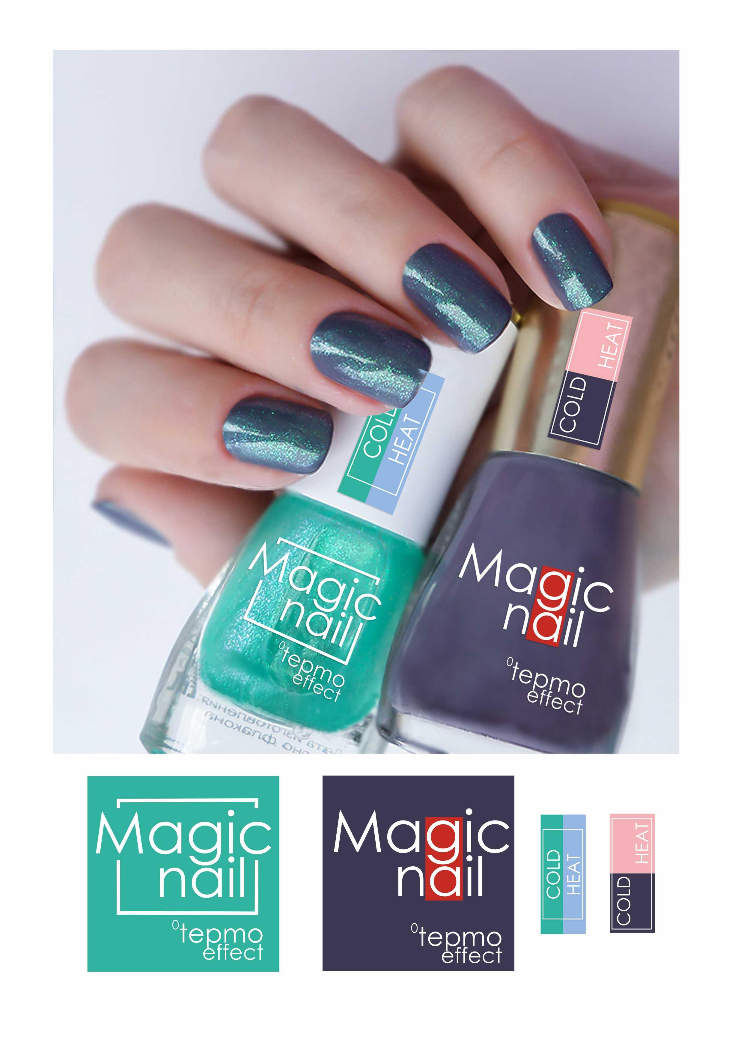 Дизайн этикетки лака для ногтей и логотип! фото f_9755a0d8eaa984fd.jpg