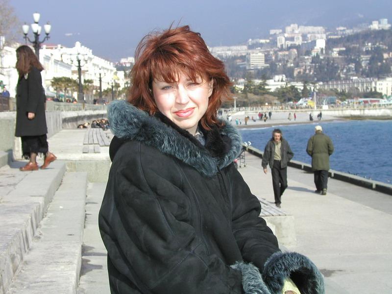 Зимняя Ялта