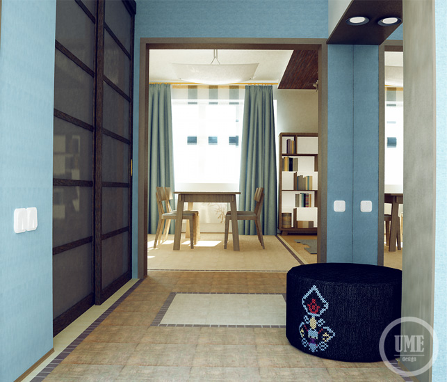 интерьер квартиры new folk