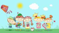 Агротуризм. Анимация, фирменный стиль базы труда и отдыха для детей из многодетных семей