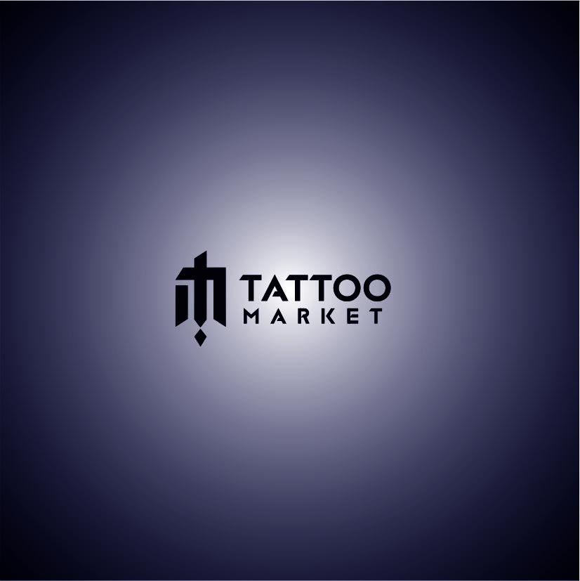 Редизайн логотипа магазина тату оборудования TattooMarket.ru фото f_0555c40bad0df84b.jpg