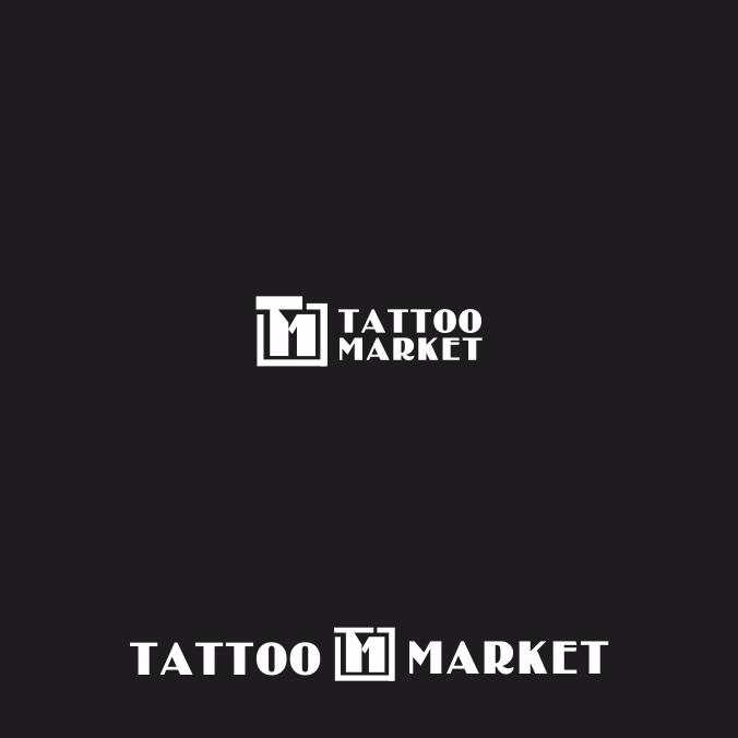 Редизайн логотипа магазина тату оборудования TattooMarket.ru фото f_4665c4d74996895b.png