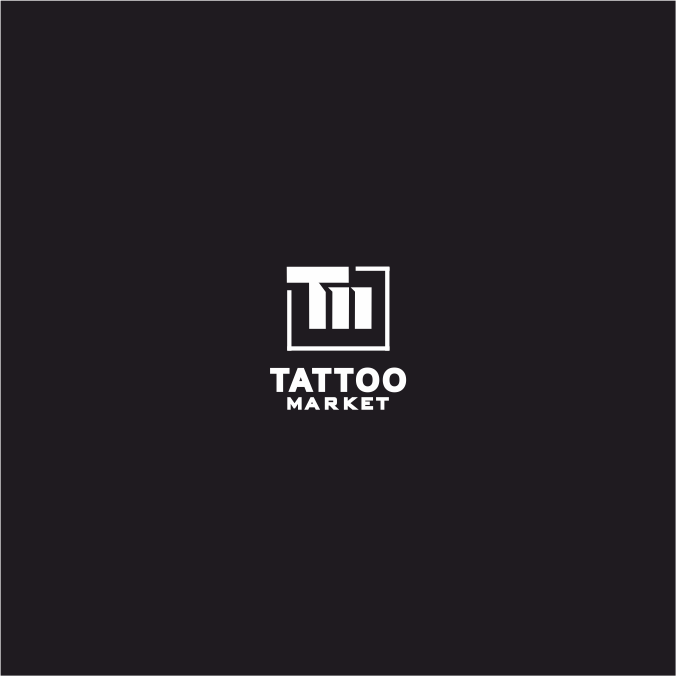 Редизайн логотипа магазина тату оборудования TattooMarket.ru фото f_6865c4d7915cb7e9.png