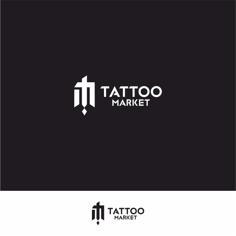 Редизайн логотипа магазина тату оборудования TattooMarket.ru фото f_9075c3a013e1ee72.png
