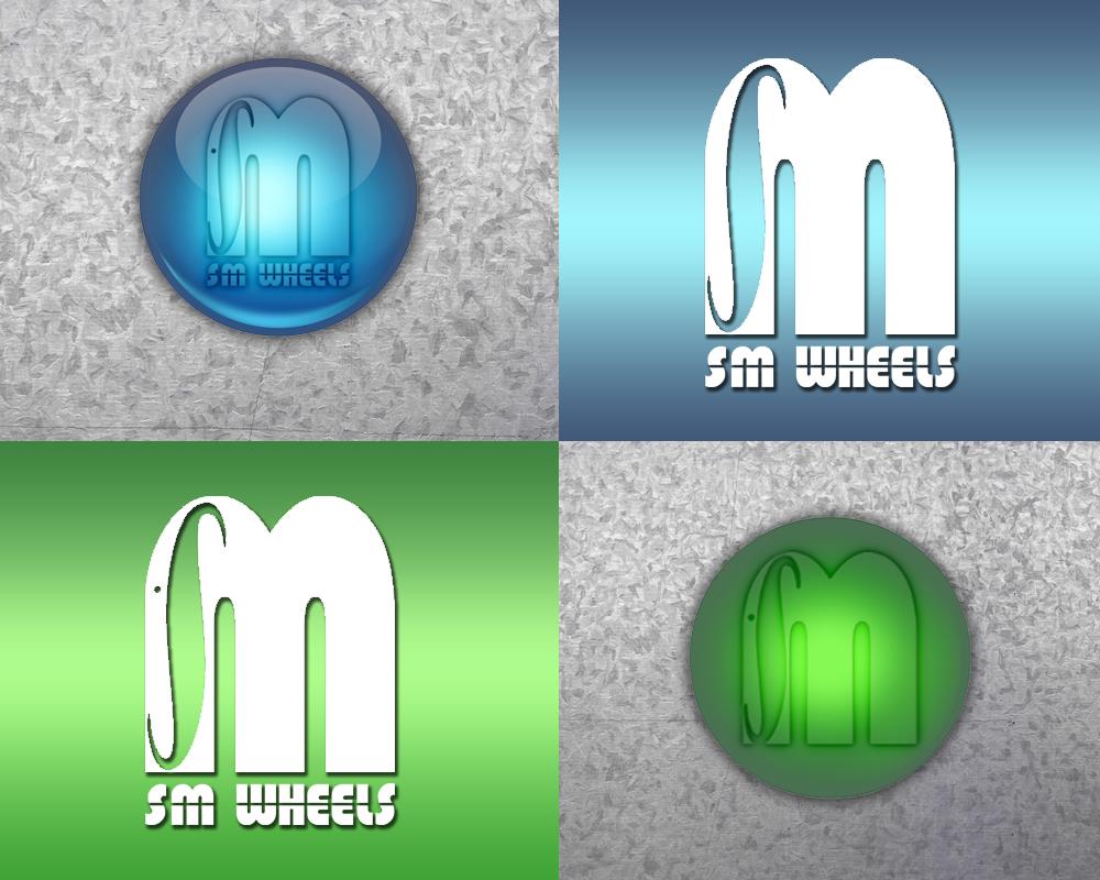 Дизайн надписи SM фото f_4e7b639e39fe0.jpg