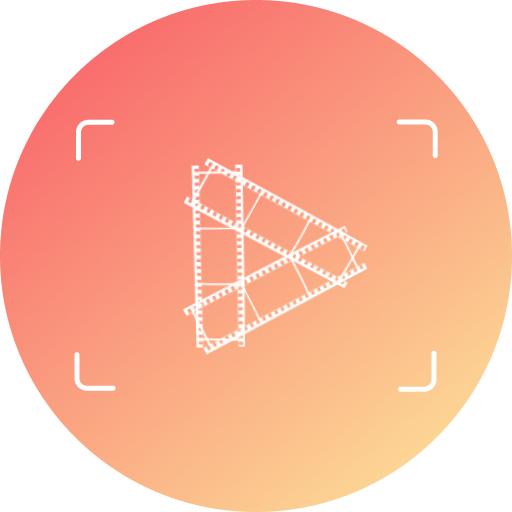 Логотип для фото- и видеоредактора
