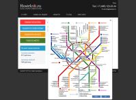 Карта метро на javascript