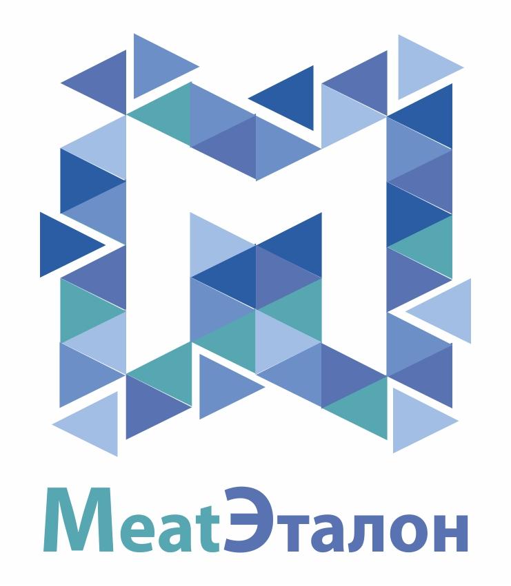Логотип компании «Meat эталон» фото f_44156f2e67cc3a68.jpg