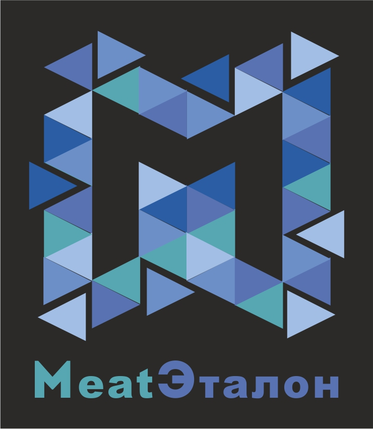 Логотип компании «Meat эталон» фото f_44956f2e659f3401.jpg