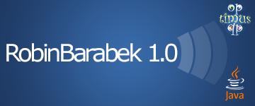 RobinBarabek 1.0 - программа-агрегатор собирающая текстовые данные из большого количества файлов самых различных раcшире