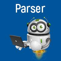 Парсинг базы данных телефонов мобильные-стационарные.