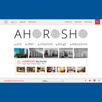 ahorosho.com - интернет-портал, компания-сообщество архитекторов, дизайнеров
