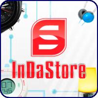 Наполнение контентом группы вконтакте интернет-магазина InDaStore.ru