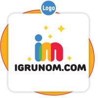 Логотип  Igrunom.com