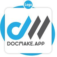 Логотип Docmake.app