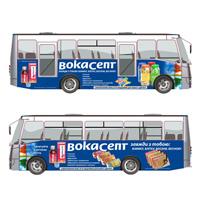"""Автобус """"ВокаСепт"""" 2011 год"""