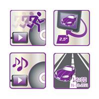 Иконки для упаковки видеорегистраторов