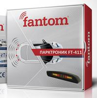 Автомобильная электроника «Fantom»